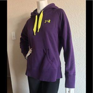 Under Armour women hoodie size M